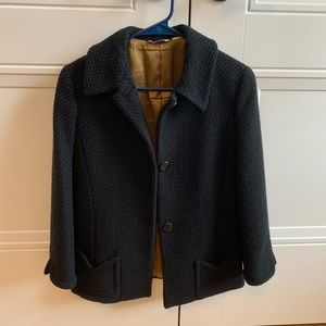 Barneys New York Women's Wool Jacket Size 8